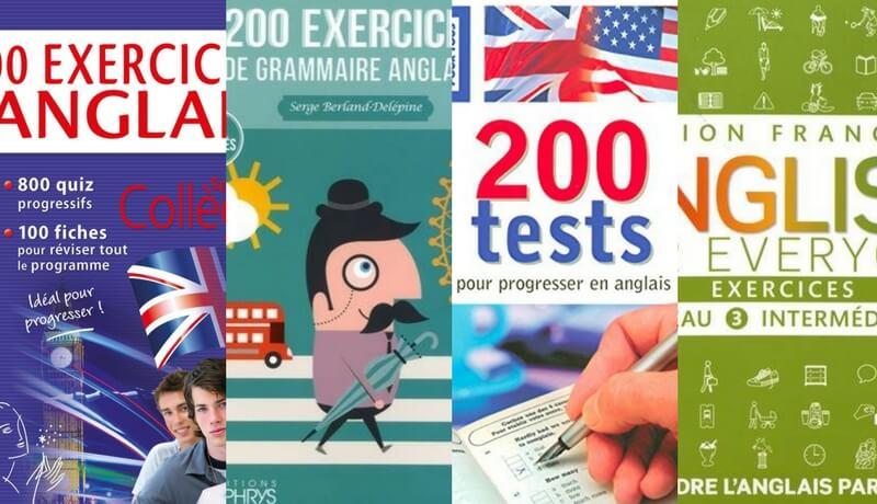 Les Meilleurs Livres D Exercices Anglais Exercices Anglais Com